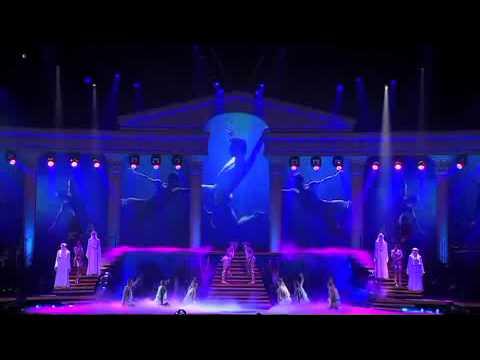Kylie Minogue - Aphrodite: Les Folies (Overture + Aphrodite) | Screen Visuals