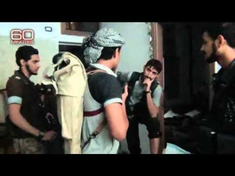 CBS 60 Minutes: Inside Homs