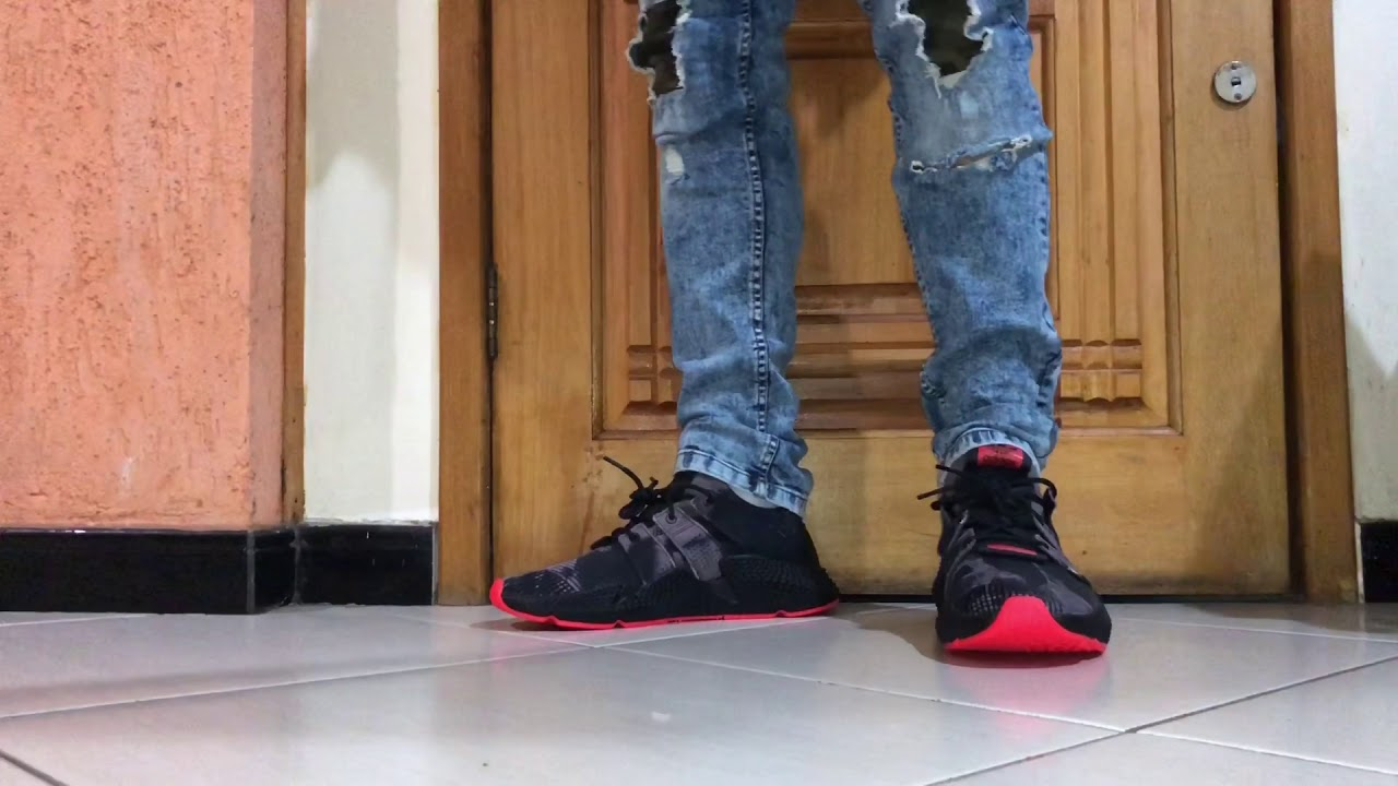 brand new 30336 ec640 ADIDAS PROPHERE ROGUE ON FEET