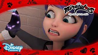 MARINETTE AKUMALANACAK MI?? 😮😱| Mucize: Uğur Böceği ile Kara Kedi | Disney Channel TR