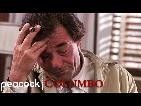 Killer Brings Columbo To The DA | Columbo