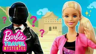 Barbie and the Great Wall | Barbie Travel Mysteries: China | Barbie