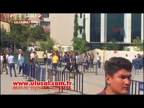 İstanbul Çağlayan Adliyesi'nde silahlı çatışma: Yaralı ve gözaltılar var