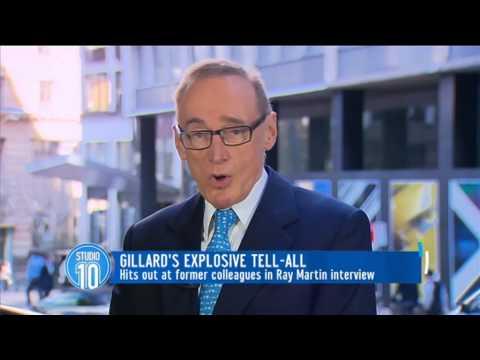 "Bob Carr: Response To Gillard Calling His Work ""Lazy"""