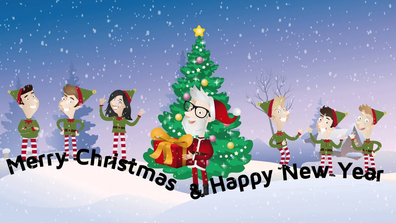 Merry Christmas 123 Internet Group Youtube