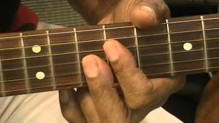 �������� ���� James Brown Style R&B Chords Funk Secrets #1 Sex Machine Style Guitar Lesson ������