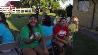 Ledezma Reunion 2017: Musical Chairs - Women