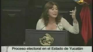 17 junio 09 Senadora Beatriz Zavala Peniche -2-
