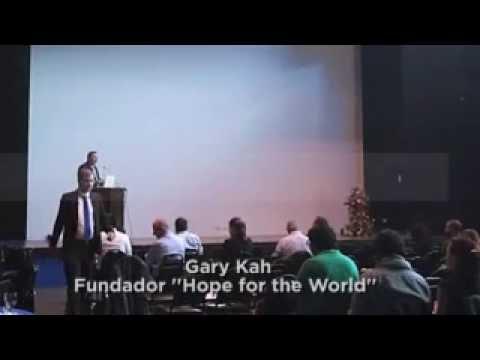 Gary Kah - FORO ECONOMÍA, DIPLOMACIA E INTEGRIDAD - 28 de mayo, San José, Costa Rica