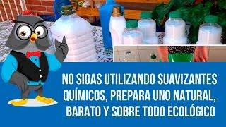 No Sigas Utilizando Suavizantes Químicos, Prepara Uno Natural, Barato Y Sobre Todo Ecológico thumbnail