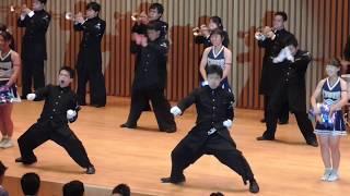 第56回全国七大学応援団・応援部合同演舞演奏会【京都大学4】マーチ