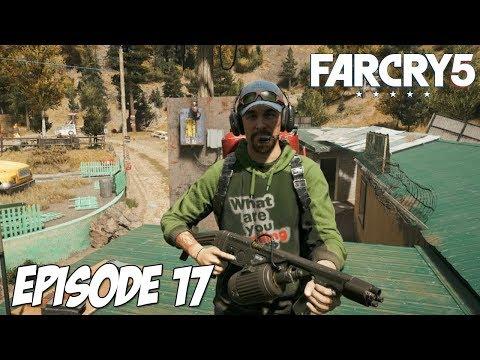 Far Cry 5 - COUP DE PEEEELLLLLEEE | Episode 17