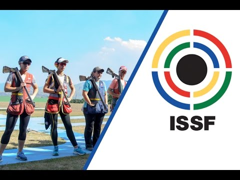 Skeet Women Final - 2016 ISSF World Cup in all events in Rio de Janeiro (BRA)