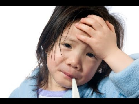 Symptoms Of Viral Infection In Children