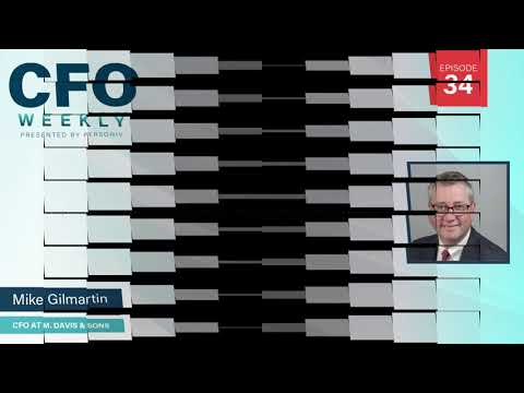 Managing an Engaged Remote Workforce w/ Mike Gilmartin | CFO Weekly, Ep. 34