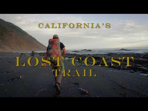 California's Lost Coast Trail
