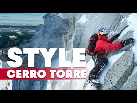 Style - Cerro Torre: A Snowball's Chance in Hell - Ep. 2