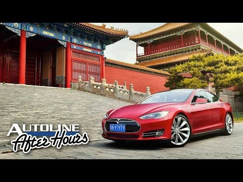 Sandy Munro Talks About Tesla in China - Autoline After Hours 458