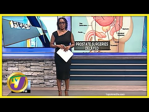 Surgeries Delayed for Prostate Cancer Patients   TVJ News - Sept 8 2021