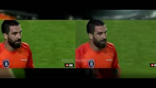 Arda Turan FIGHTS with assistant referee and players I 16 MATCH BAN
