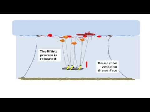 Marine Salvage Concept