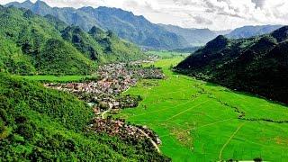 Vietnam Ecotourism - Mai Chau Valley - new hot spot for adventure travellers!