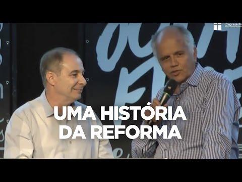Uma História da Reforma Protestante | Pr. Israel Belo