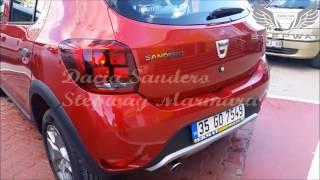 Dacia Sandero Stepway 2017 Kasa Tanıtım Videosu