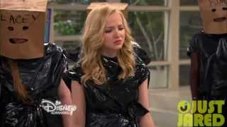 liv and maddie rate a rooney exclusive clip