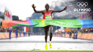 Kipchoge's pursuit of a Sub-2-hour Marathon!