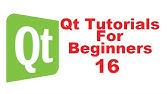 Qt Tutorials For Beginners 15 - Qt Stylesheets and using
