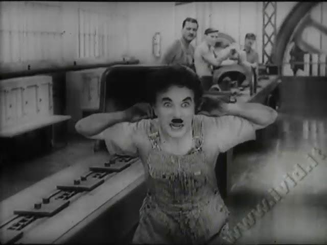 TEMPI MODERNI (1936) -  Trailer Italiano