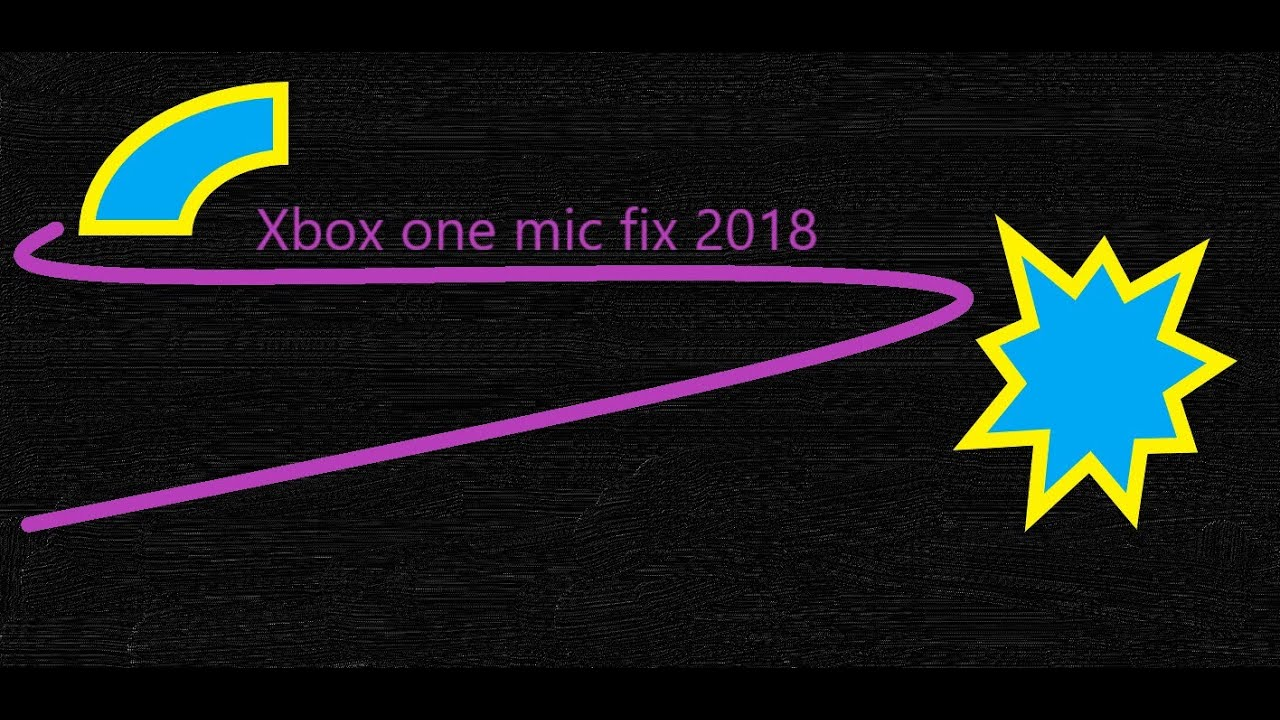 xbox one mic not working sound update 2018