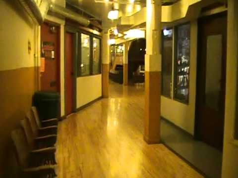 Pike place market: Down Under, haunted ramp, daycare, holy cow records