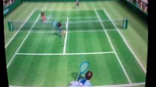 tennis wii 森山花奈 検索動画 27