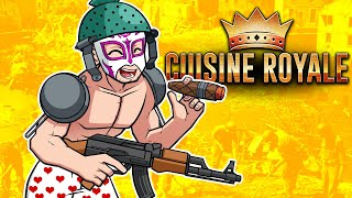 Cuisine Royale | FREE! Now on PS4 | Gameplay and funny moments