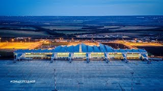 Аэропорт Платов принял первый рейс