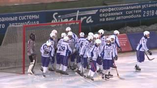 Хоккей с мячом. Чемпионат России 2013-2014 (12) Плей-офф 1/2