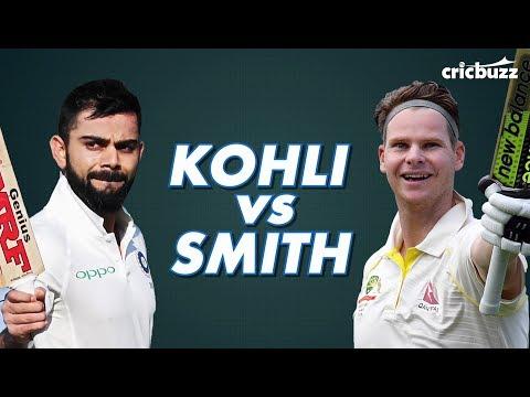 Virat Kohli vs Steve Smith: Who