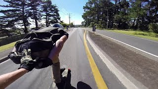 Longboarding: Carving Up Cars