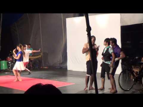 Nice Circus in Battambang Cambodia