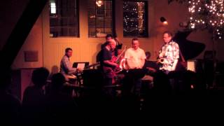 """Wail"" by Bud Powell - the Ithaca College Jazz Faculty with the Sneider brothers"