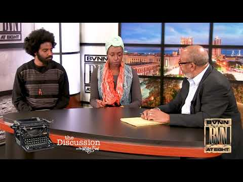 The Discussion w The  Writer Fred Rap Music & Street Literature causes violence