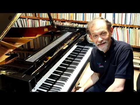 Enrico Pace per Unione Musicale - un saluto da casa