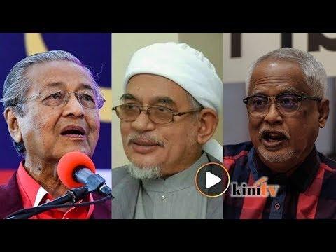 Dr M tanya siapa calon PM PAS, Mahfuz jawab isu baiah - Sekilas Fakta, Selasa 16 Jan 2018