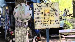 Gilda, una recorrida por su santuario