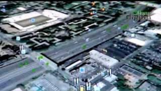 Google Earth em tempo real Free HD Video