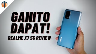 REALME X7 5G Full Review - Talagang Na-Convince Ako Nito!