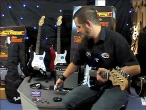 Squier Guitar Package Demo - PMT