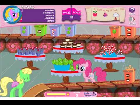 My Little Pony Friendship Is Magic Adventures In